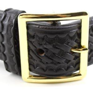 7050-01 Basketweave 1 3/4″ Trouser Belt