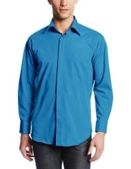 1290 Long Sleeve Cafe Shirt w/ Hidden Buttons