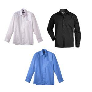 1354 Essential Broadcloth Dress Shirt – Long Sleeve