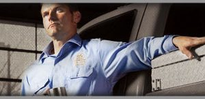 1240-00 Lion Brigade Poly/Cotton Long Sleeve Shirt – Medium Blue