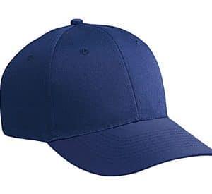 19061 Cotton Twill Low Profile Pro Style Caps
