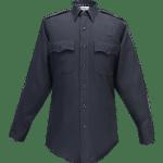 20W9586 Flying Cross Navy Long Sleeve Shirt 100% Wool