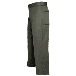 32218 Flying Cross Green Poly/Wool Trousers