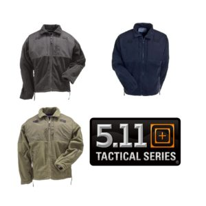 48038 Tactical Fleece Jacket