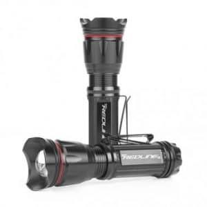 6092 Redline OC LED Flashlight – Black