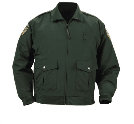 Blauer Large 3 Season Jacket Regular OD Green 6120 Police//FIRE MEDIUM