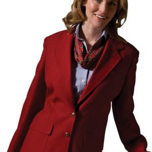 6500 Ladies Classic Single Breasted Blazer – Polyester