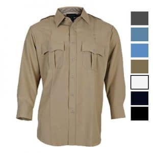 8002 Long Sleeve Shirt Polyester