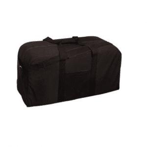 8134 Jumbo Bag – Black Canvas