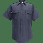 9800 Flying Cross Nomex IIIA Short Sleeve Firefighter Shirt – Midnight Navy