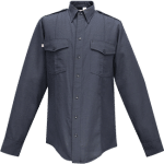 9820 Flying Cross Nomex IIIA Long Sleeve Firefighter Shirt – Midnight Navy
