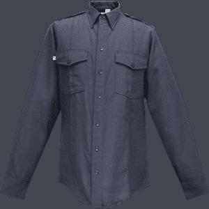 9820 Flying Cross Nomex IIIA Long Sleeve Firefighter Shirt – Midnight Navy