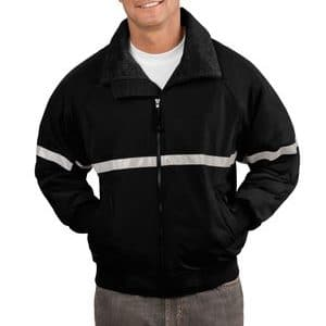 J754R Challenger Jacket w/ Reflective Taping by Port Authority