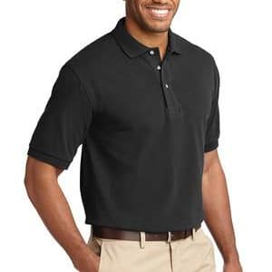 K420 Heavyweight Pique Knit Cotton Polo by Port Authority