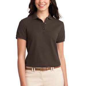 L500 Ladies Silk Touch Polo by Port Authority