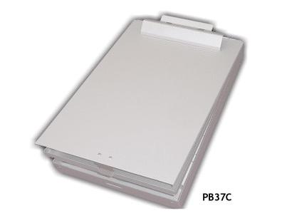 PB-37-C Posse Box 2 Tray Clipboard