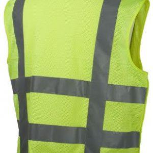 AV-51131 Five Point Break-A-Way Reflective Safety Vest