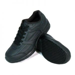 1110 Ladies Slip Resistant Athletic Work Shoes