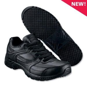 1010 Men's Slip Resistant Athletic Work Shoes