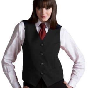 7490 Ladies Lined Economy Vest