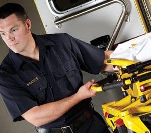 1457-10 Lion Nomex IIIA Battalion Firefighter Short Sleeve Shirt – Dark Navy