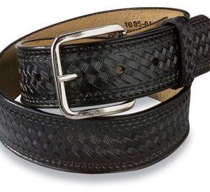 6050-01 Basketweave 1 1/2″ Trouser Belt