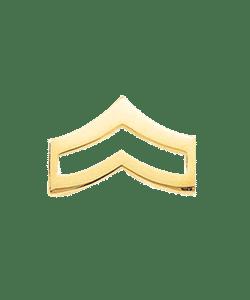 123CC Corporal Chevrons – 1 Pair