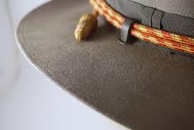 202 Acorn & Chin Strap – Campaign Hat Accessories