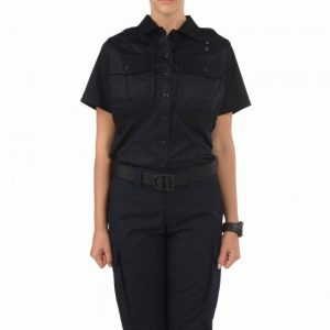 61159-750 Ladies Midnight Navy PDU Short Sleeve