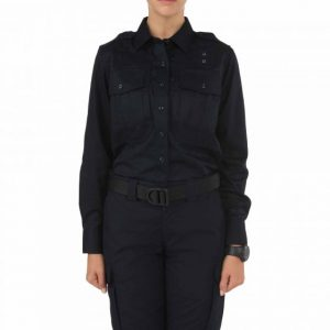62065-750 Ladies Midnight Navy PDU Long Sleeve