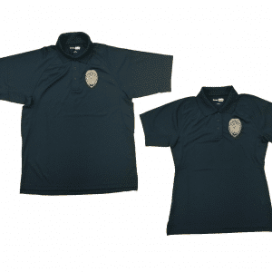 410SS Dark Navy Short Sleeve Tactical Polo