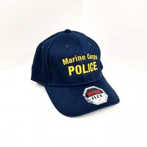1170 Navy Ball Cap w/ Logo Embroidery