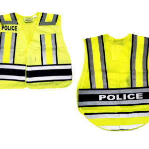 1005 Reflective 5-Point Breakaway Safety Vest