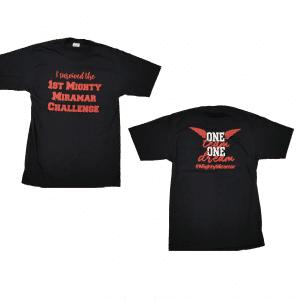 450 Mighty Miramar Challenge Unisex T-shirt