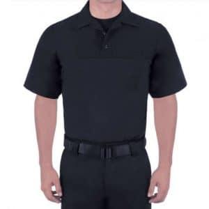 8472 Blauer Dark Navy AmorSkin Base Polo – Short Sleeve